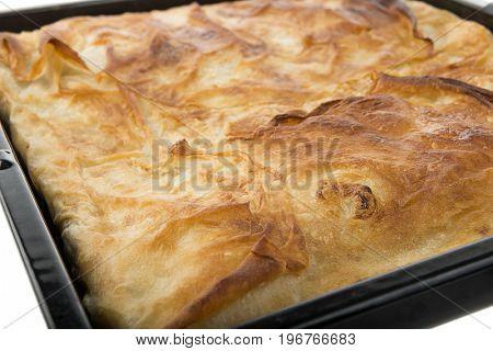 Homemade Turkish Borek