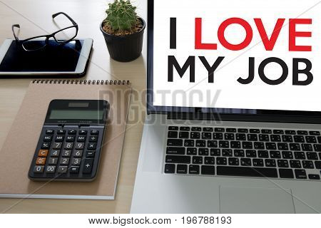 Good Job Assistant I Love My Job  Businessman And Businesswoman Successful Work