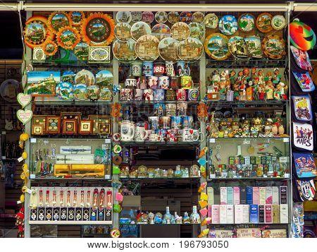 San Marino - Souvenir Shop