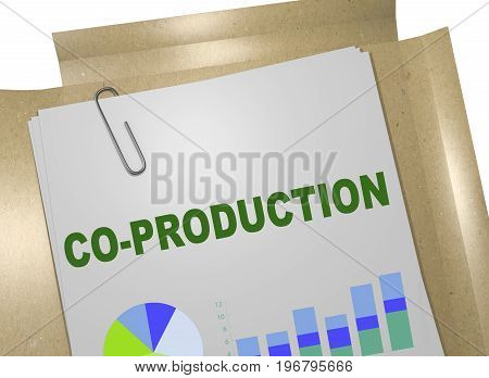 Co-production - Industrial Concept