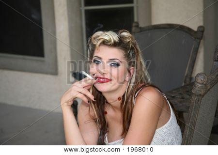 Sexy Brunette Woman 16