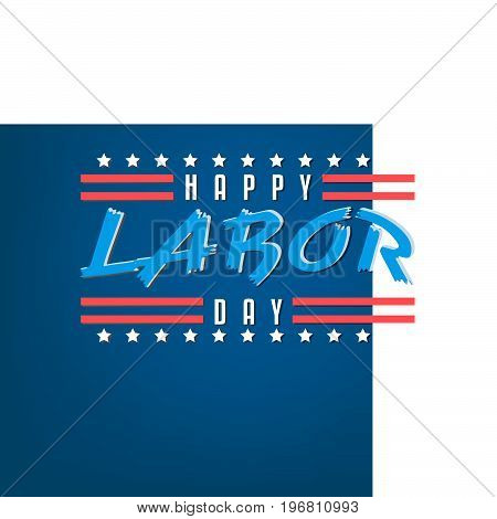labor day cellebration, happy labor day stock vector