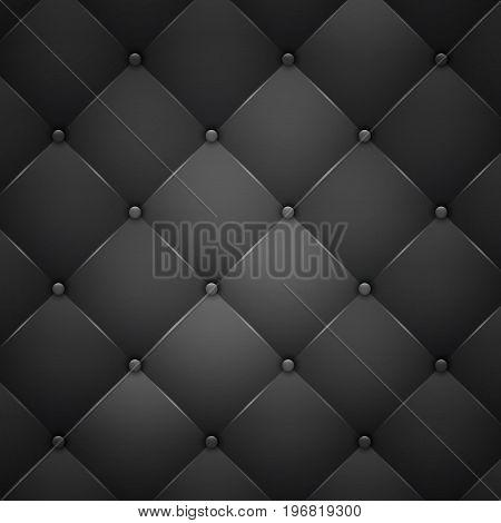 Black Leather Texture.