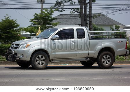 Private Toyota Hilux Vigo  Pickup Truck.