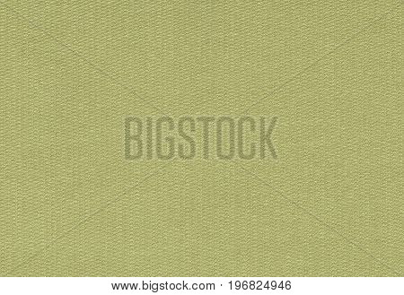 Polyamide fabric background texture. Light green color high resolution