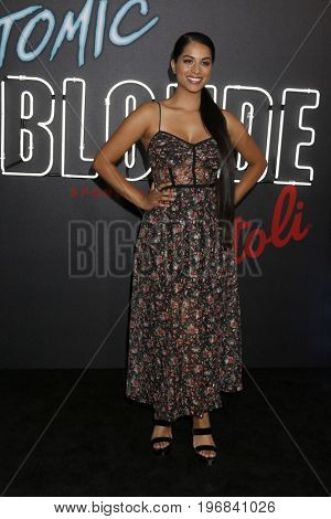 LOS ANGELES - JUL 24:  Lilly Singh at the