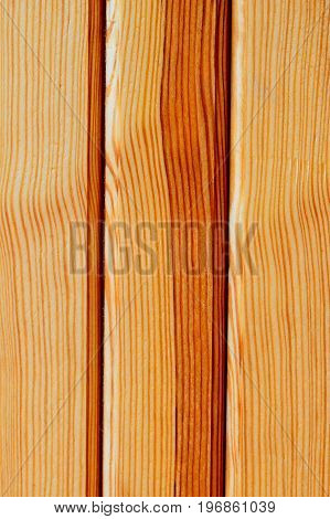 Wood lacquered background. Brown wooden texture. Background with copy space for text. Vertical photo