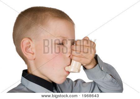 The Boy With An Inhaler