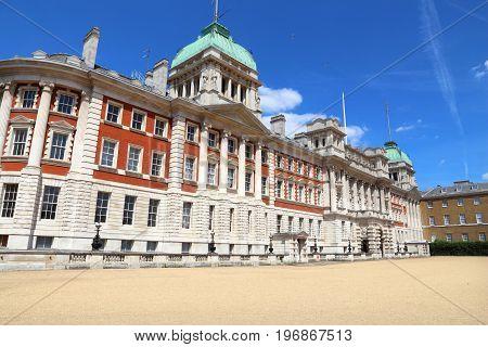 London Admiralty