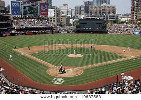 Petco Park ball field
