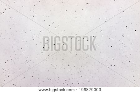 Abstract White Background With Black Speckles Of Snow