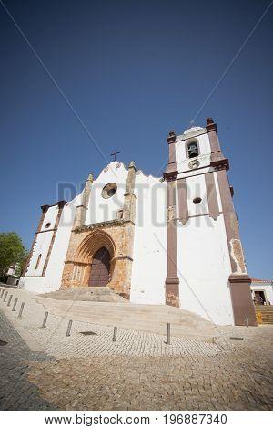 Portugal Algarve Silves Catedral Se