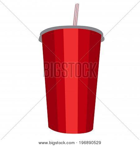Isolated Soda Drink