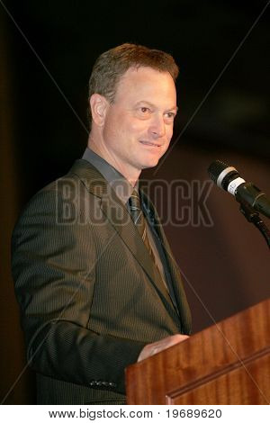 LOS ANGELES - OCT. 4: Actor Gary Sinise at
