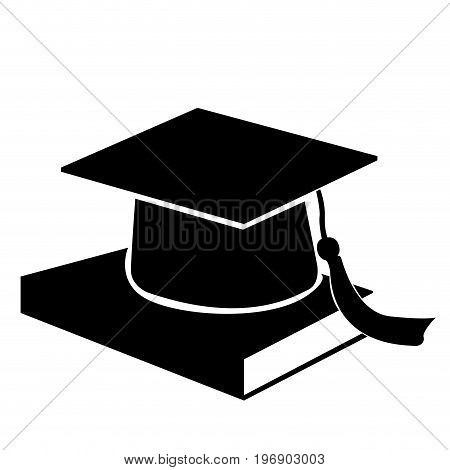 Isolated Graduation Icon