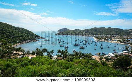 Seascape In Phan Rang, Vietnam