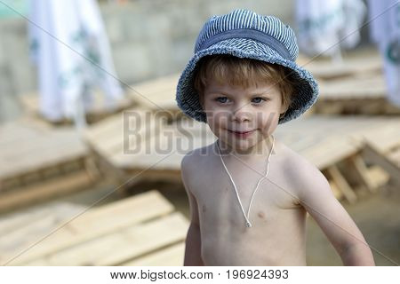 Child In Panama