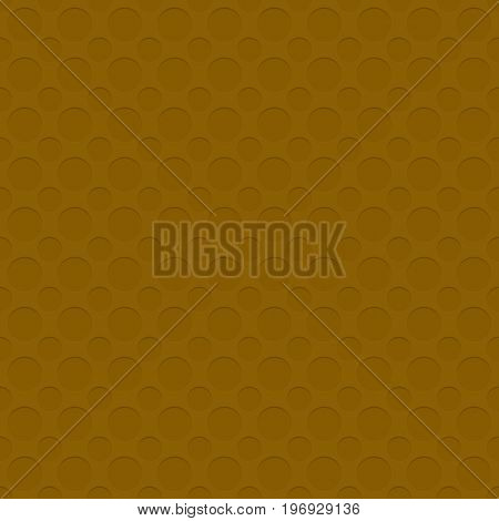 Seamless negative circle pattern texture background - spatial abstract vector design with shadow effect