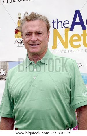 TARZANA, CA - APRIL 18: Kevin Dobson arrives at the 8th annual