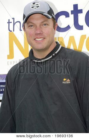 TARZANA, CA - APRIL 18:Adam Baldwin arrives at the 8th annual