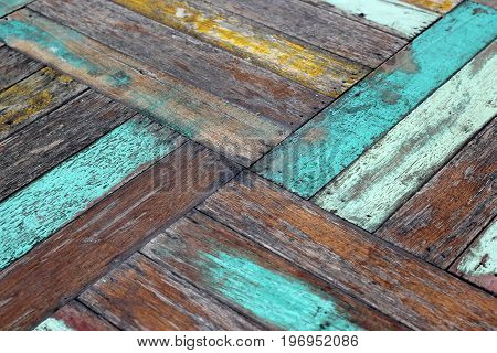 old wood plank as background or texture