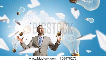 Creative ideas as business solution