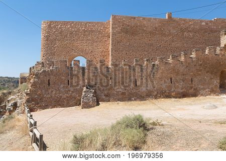 Castle of Penarroya Argamasilla de Alba Spain