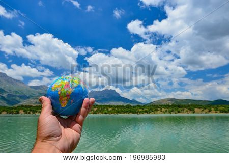 thirst and ecological life & global warming
