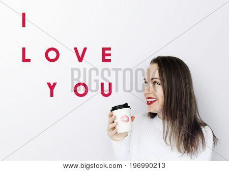 I Love You Beloved Concept