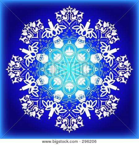 Detailed Snowflake
