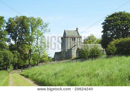 Crighton Church And Track