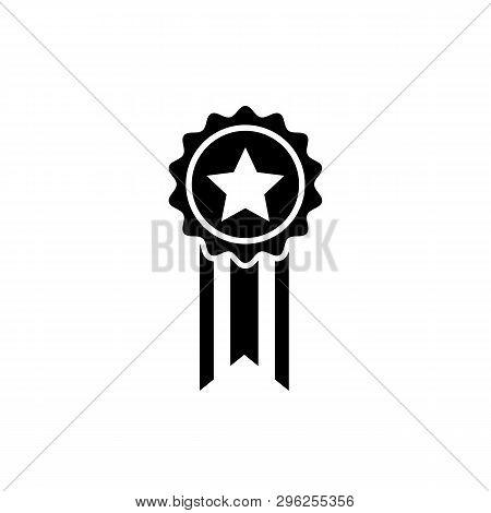 Award Icon Isolated On White Background. Award Icon In Trendy Design Style. Award Vector Icon Modern