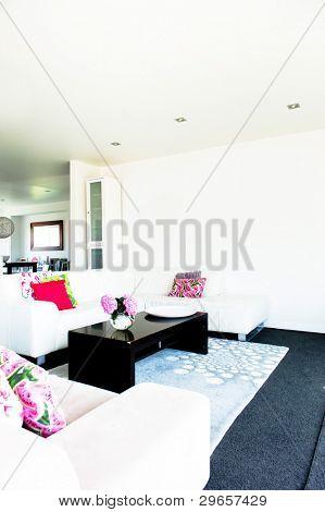 Photo of a modern interior design home