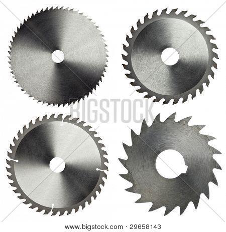 Circular saw blades for wood work