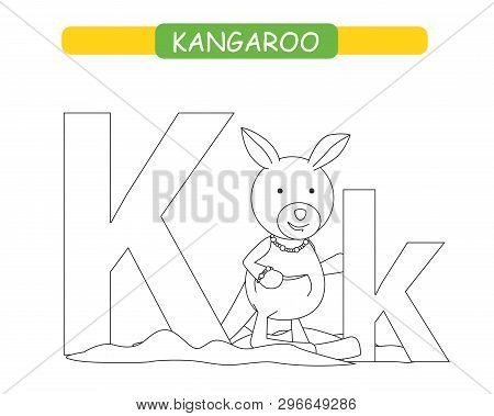 FREE Alphabet Coloring Pages | 379x450