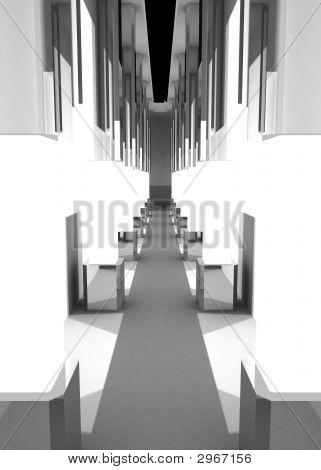 Light Column Passage