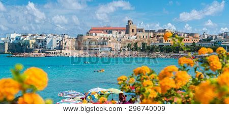 View Of Otranto Town, Puglia Region, Italy