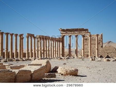 Palmyra,Syria