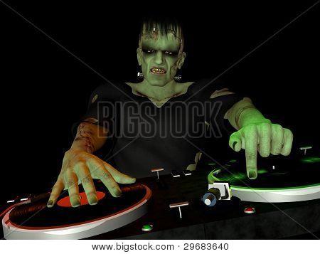 Frankenstein's Monster Dj