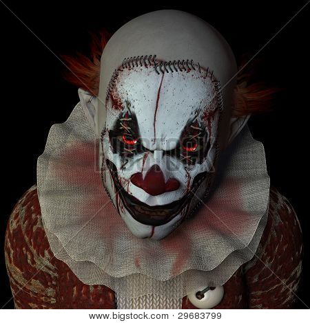 Scary Clown