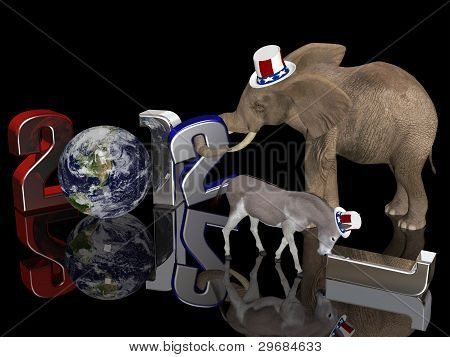Year Of The Republican 2012