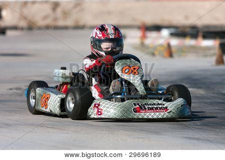 Racing Go Kart, Junior Class