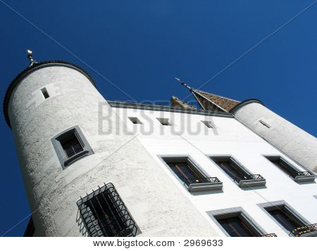Nyon Castle, Switzerland