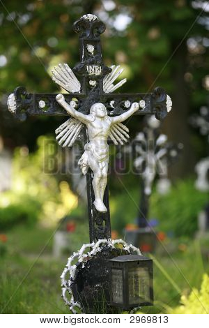 Cemetery Of The Unknown Deceased Vienna