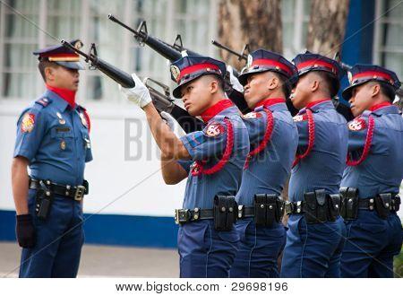 Philippine National Police- 25th Anniversary