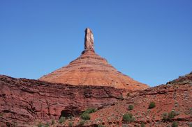 Red Rock Castle Valley
