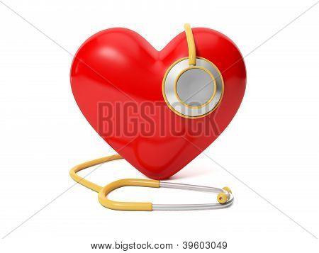 3D Illustration: Medical Assistance To People