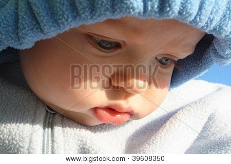 Blue Baby