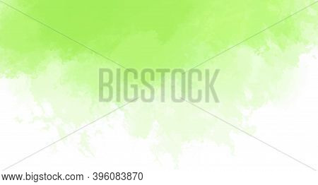 Colorful Watercolor Background. Colored Aquarelle Pattern. Abstract Banner In Watercolor Style