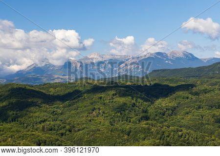 National Park Monti Sibillini, Abruzzo region, Italy
